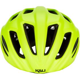 Kali Prime Casco, matte neon yellow